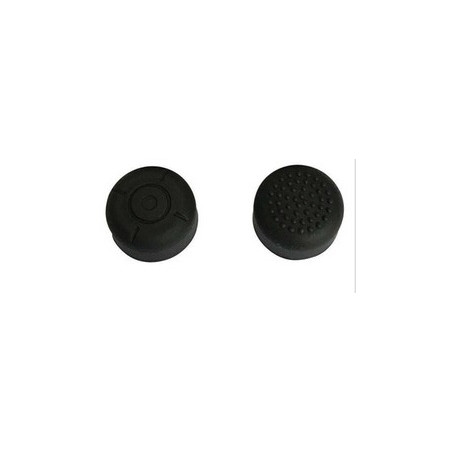 NS Switch Joy-Con Controller 4-in-1 Silicone Thumbsticks Black