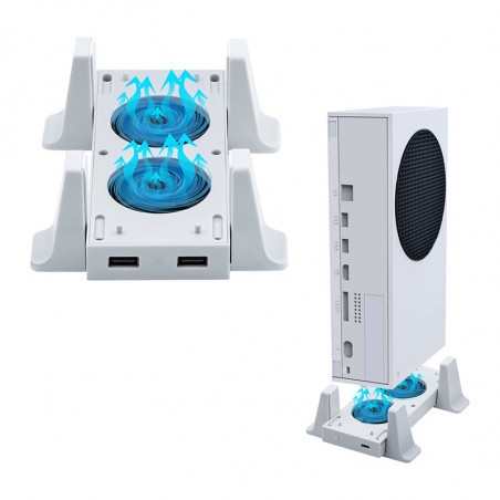 XBOX SERIES S DOBE VERTICAL COOLING STAND