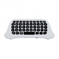 XBOX ONE S/SERIES GAMEPAD CONTROLLER DOBE 2.4G WIRELESS MINI KEYBOARD WHITE