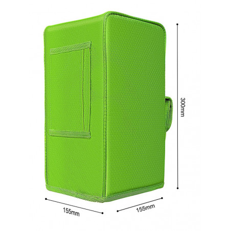 XBOX SERIES X PROTECTIVE DUST COVER GREEN