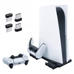 PS5 DE/UHD IPLAY VERTICAL CHARGER STAND