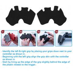 DUALSENSE CONTROLLER Black Anti Slip Grips
