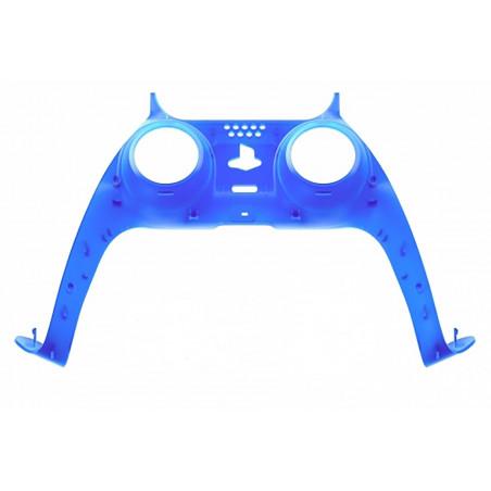 PS5 Dualsense Controller Plastic Trim Clear Blue