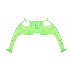 PS5 Dualsense Controller Plastic Trim Clear Green