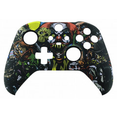 XBOX Elite V2 Controller Front Faceplate Soft Touch Horror
