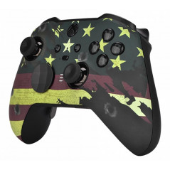 XBOX Elite V2 Controller Front Faceplate Soft Touch Patriot