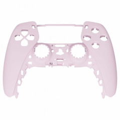 PS5 Dualsense Controller Front Shell With Touchpad Soft Touch Sakura Pink