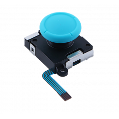 NS Switch and Switch Lite 3D Button Analog Stick Blue