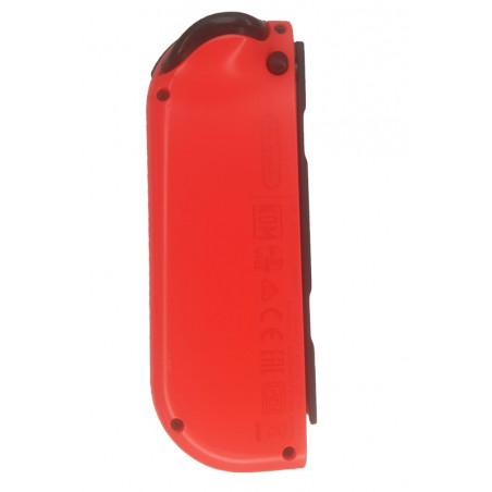 Nintendo Switch Original Joycon Controller Neon Red Right Refurbished