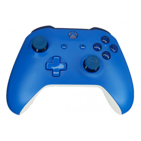 Xbox One S Wireless Controller Special Edition Blue Refurbished