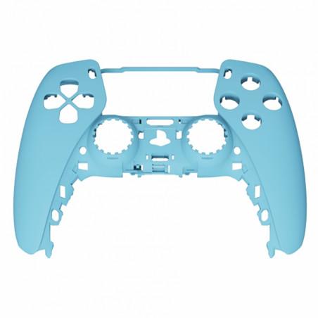 PS5 Dualsense Controller Front Shell Soft Touch Heaven Blue