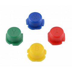 Ns Switch Lite Soft Touch ABXY Button Kit