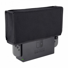 NS Switch Black Nylon Dust Cover