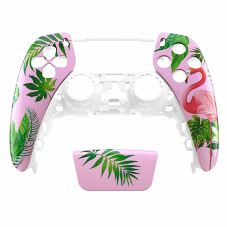 PS5 Dualsense Controller Front Shell With Touchpad Glossy Florida