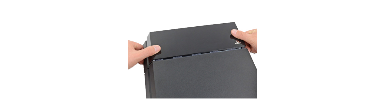 Case spares for the PS4 Console Range