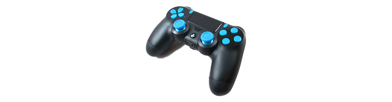 Dualshock 4 V1 full buttons and triggers