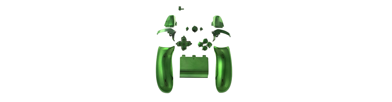 xbox one triggers and buttons