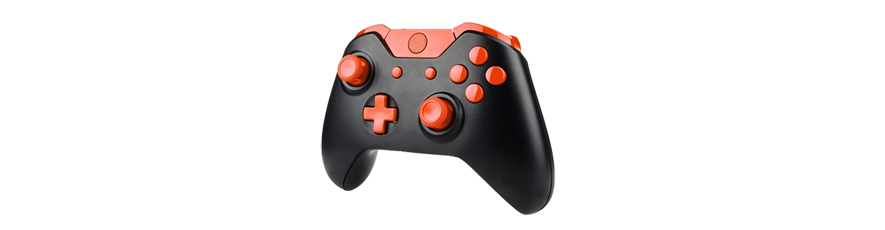 Xbox One Buttons and Triggers