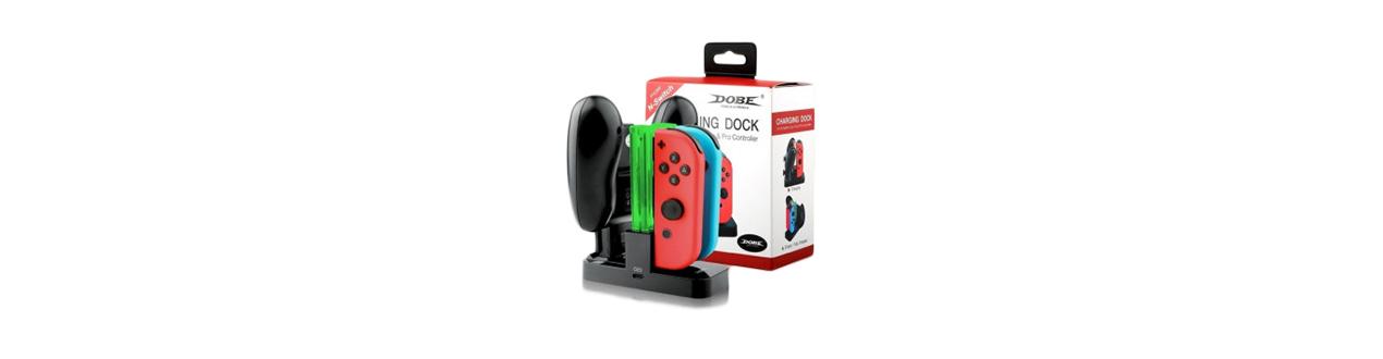Switch Controller Accessories